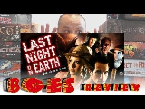 Last Night On Earth - How To Play/Review