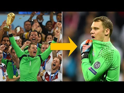 What is happening to Manuel Neuer? - Oh My Goal
