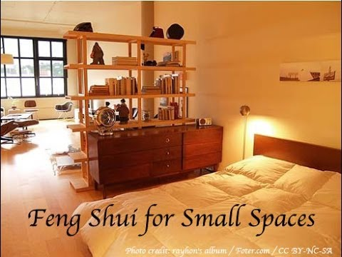 How to feng shui for small spaces