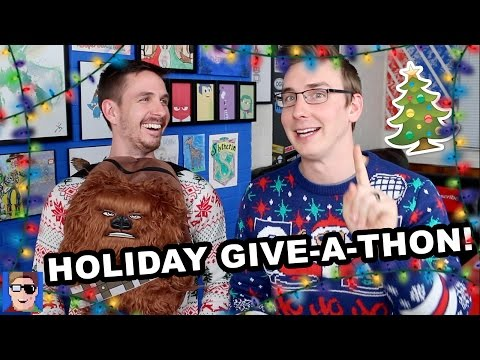 SCB December GIVE-A-THON Announcement!