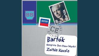 Bartók: 14 Bagatelles, BB 50, Sz. 38 (Op.6) - 1. Molto sostenuto