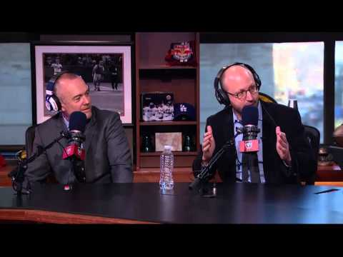 Men in Blazers on The Dan Patrick Show (Full Interview) 01/16/2015