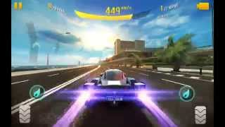 (Asphalt 8) Max speed of all cars (Class S)