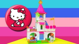 PlayBig Bloxx Hello Kitty Princess Castle-800057047 Review