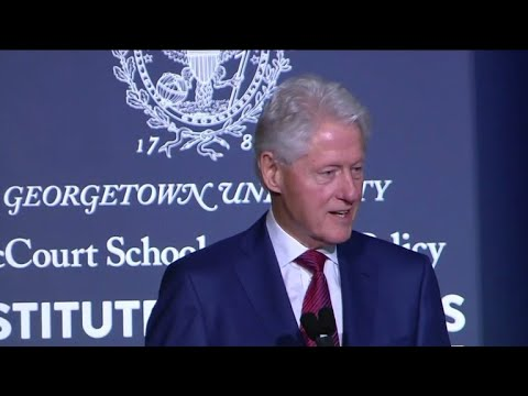 Bill Clinton on 25 years since 1992 election