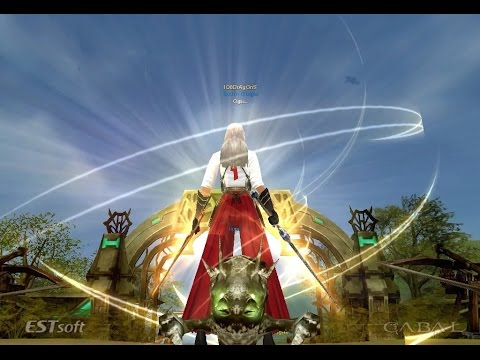 Nation war Cabal online Thailand (Pegasus) EP : 32