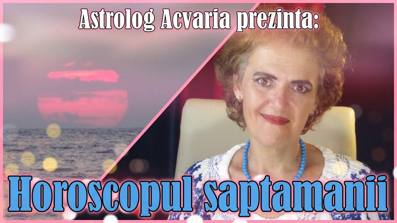 Horoscopul saptamanii 28 SEPTEMBRIE - 4 OCTOMBRIE 2020