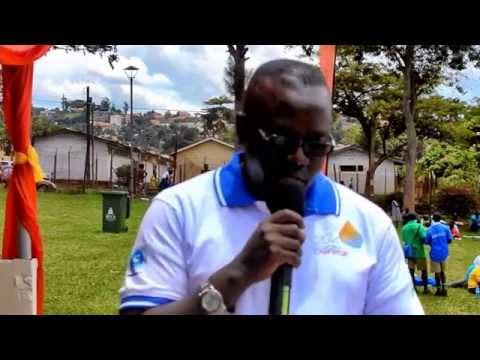 World Water Day 2014 - Kampala walks for water and sanitation