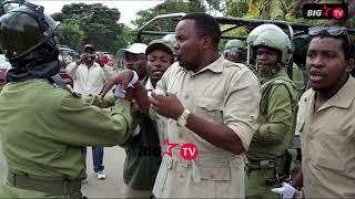 """Inasikitisha! Sikia GOD BLESS LEMA akiongea kwa Machungu na Maumivu makubwa, """"NI UNYAMA TUNAFANYIWA"""
