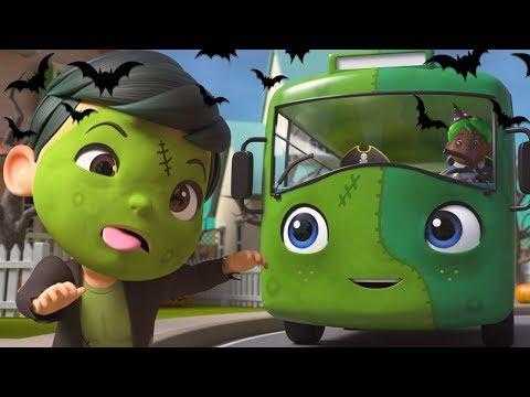 HALLOWEEN Wheels On The Bus Song! | Little Baby Bum: Nursery Rhymes \u0026 Kids Songs ♫ | ABCs And 123s