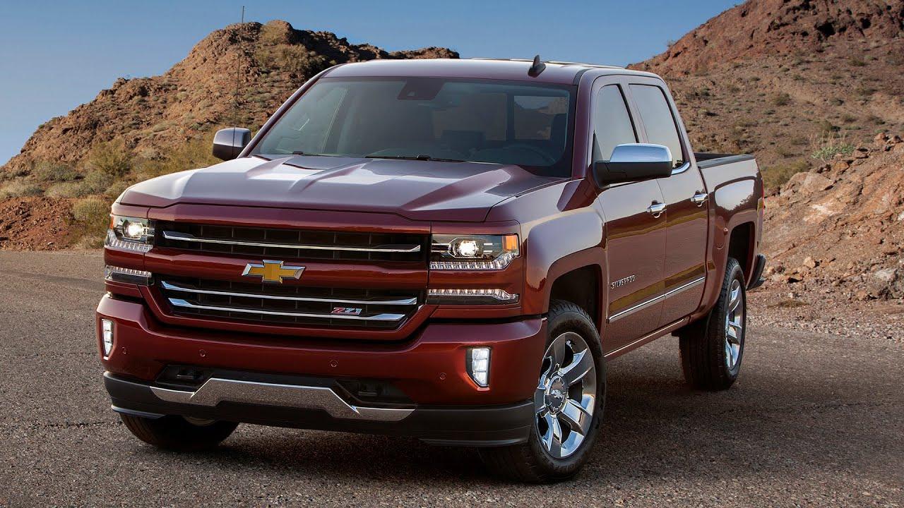 Chevrolet silverado ltz 2016 im genes oficiales