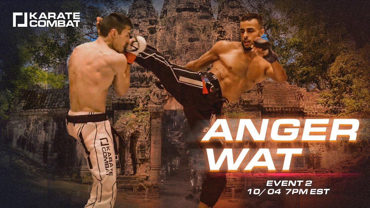Karate Combat: Episode 02 - Anger Wat