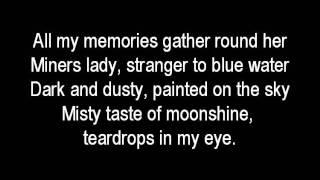 Country Roads Blink 182 (Lyrics)
