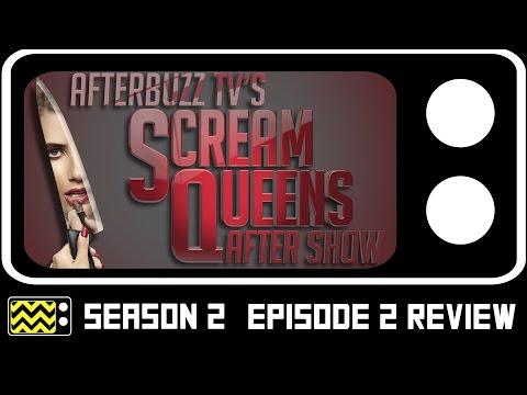 Scream Queens Season 2 Episode 2 Review w/ Laura Bell Bundy | AfterBuzz TV