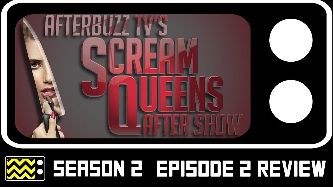 Download Scream Queens Season 2 Episode 2 Review w/ Laura Bell Bundy | AfterBuzz TV
