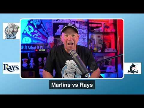 Miami Marlins vs Tampa Bay Rays Free Pick 8/30/20 MLB Pick and Prediction MLB Tips