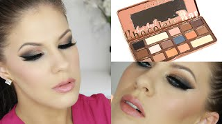 Brown Smokey Eye | Too Faced Semi Sweet Chocolate Bar Palette