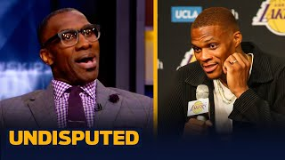 Russell Westbrook is ranked 10th best point guard - Skip & Shannon react I NBA I UNDISPUTED