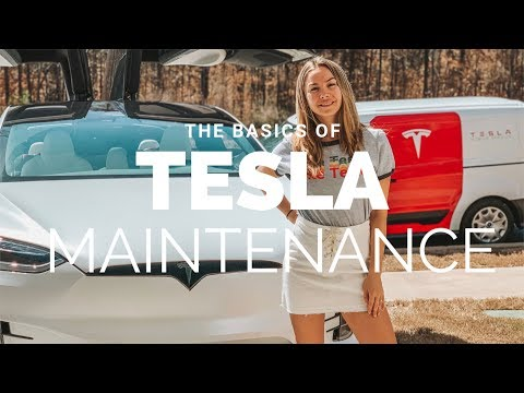 How Tesla's New Maintenance Plan Is Disrupting The Car