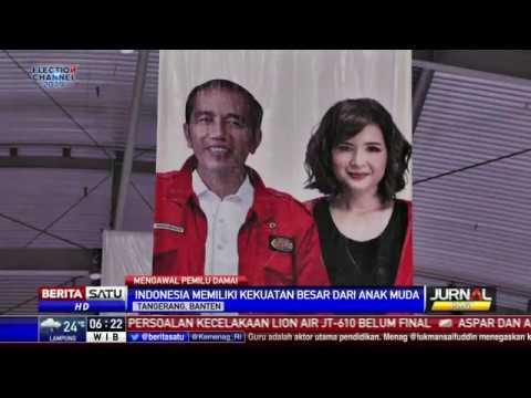 Pesan Jokowi di Acara HUT ke 4 PSI