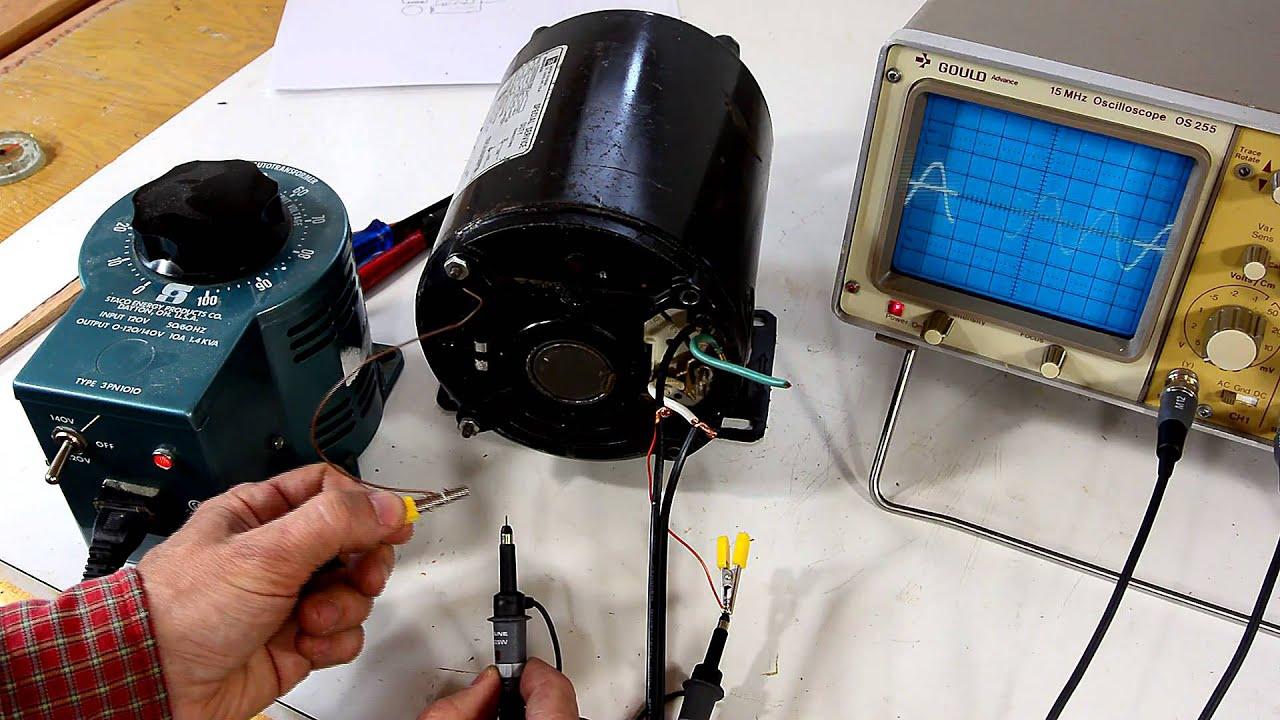 Reversing single phase induction motors  YouTube