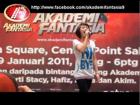 Showcase Akademi Fantasia 9: Adira - Ilusi