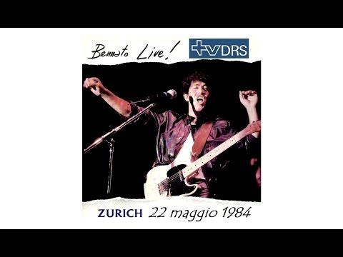 Edoardo Bennato - Bennato Live! -  DRS TV - Zurich - 22 maggio 1984.