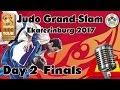 Judo Grand-Slam Ekaterinburg 2017: Day 2 - Final Block