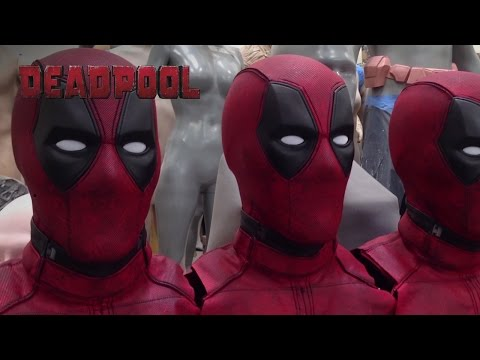 Deadpool | The Making of the Mask | 20th Century FOX