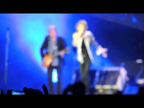 The Rolling Stones - Streets of Love - Circo Massimo Roma 2014