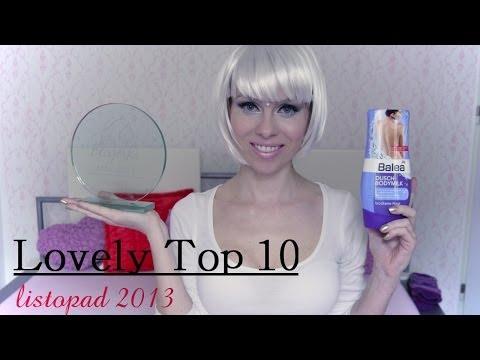 Lovely Top 10 - listopad 2013