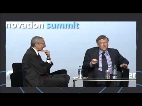 Fireside Chat: Bill Gates and Dr. Steven Chu | 2012 ARPA-E Summit