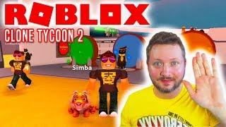 MIN EGEN HÆR! - Roblox Clone Tycoon 2 Dansk