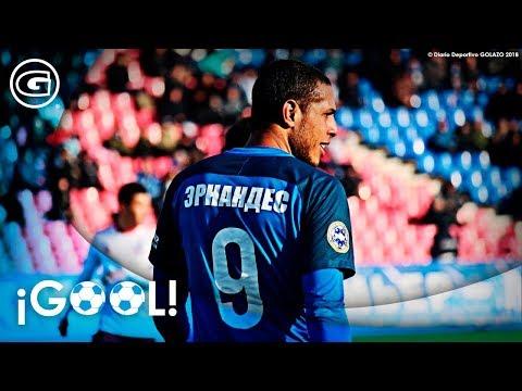 ¡Primer GOL de Eddie Hernández con el FC Irtysh Pavlodar al FC Astana! - Kazajistán Premier League