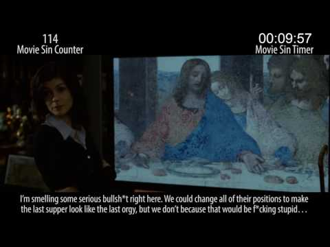Unbelievable Filmmaker Mistakes in The Da Vinci Code In 15 MInutes Or Less