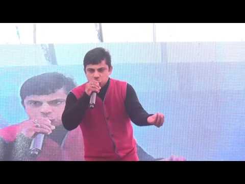 Comedy And Memecry By Rajeev Sharma/ Niilm University Kaithal Aagaz 2017 Function