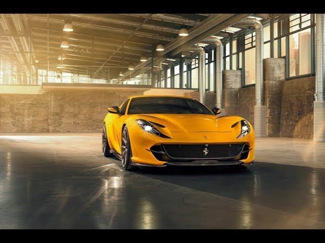 Novitec добавили Ferrari 812 Superfast аэродинамики.