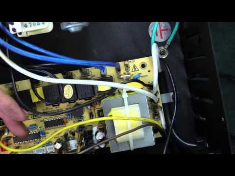 HEATSURGE MAIN CONTROL BOARD WIRING TUTORIAL - YouTube on