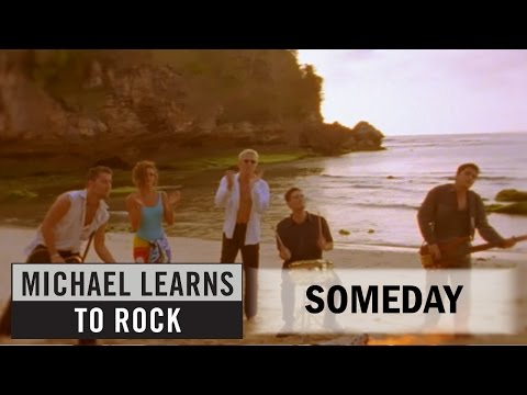 Michael Learns To Rock - Someday  (with Lyrics Closed Caption)