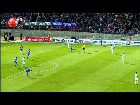 U de Chile vs Liga de Quito HD Partido Completo Final Vuelta Copa Sudamericana 2011