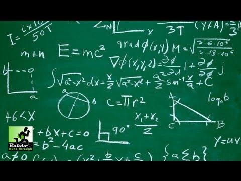 Mathematics of options trading