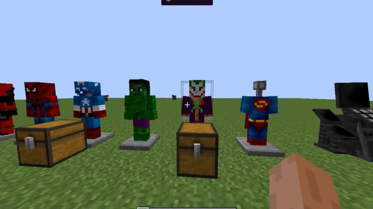 мод на суперзлодеев в майнкрафт 1.7.10 #7