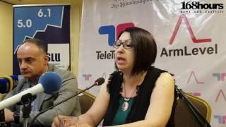 «Դա արդեն լրջագույն խնդիր է դառնում մեր երկրի համար»  Տաթևիկ Բեժանյան