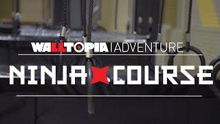 UK Ninja Course by Walltopia Adventure (Freedome)