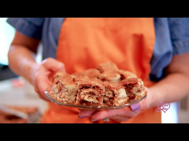 Baked by Betsy - Episode 2: Cinnamon Rolls