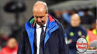 Italia despide a Giampiero Ventura tras fracaso!