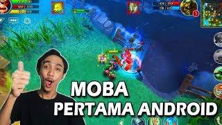 Game MOBA Pertama di Android Masih Tetap Keren !