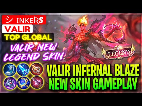 Infernal Blaze Valir,