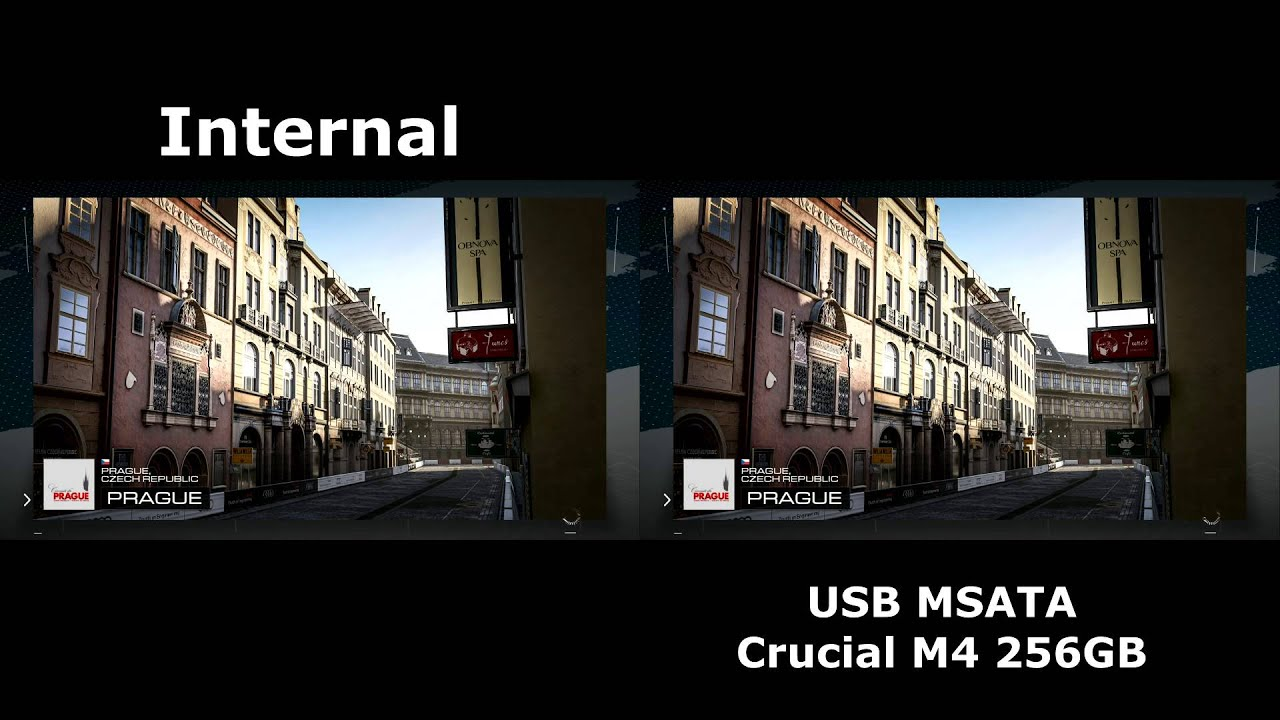 Xbox one forza 5 usb ssd load times youtube for Ssd esterno xbox one