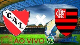 Flamengo x Independiente Copa Sul-America Final Futebol ao vivo